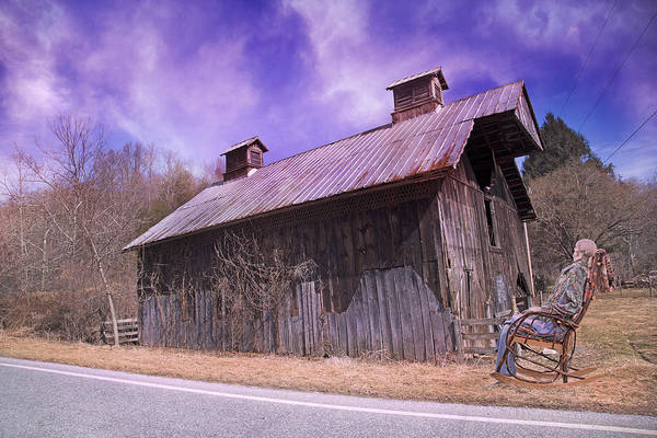 Tin Roof Wall Art - Photograph - Dead Men Don't Tell Tales by Betsy Knapp