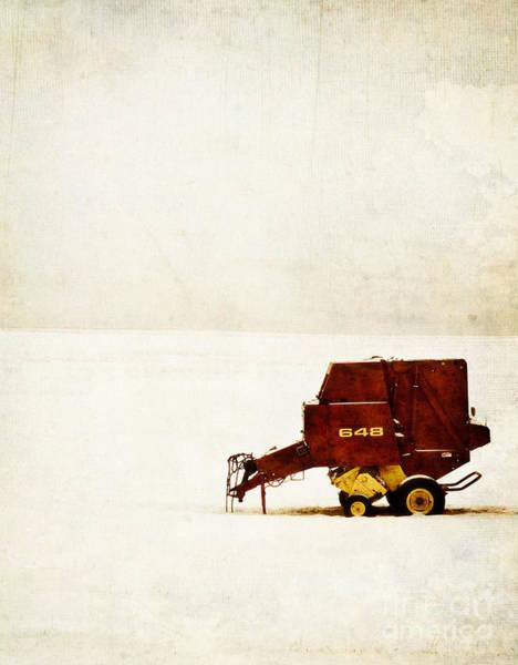 Wall Art - Photograph - Dead Of Winter by Edward Fielding