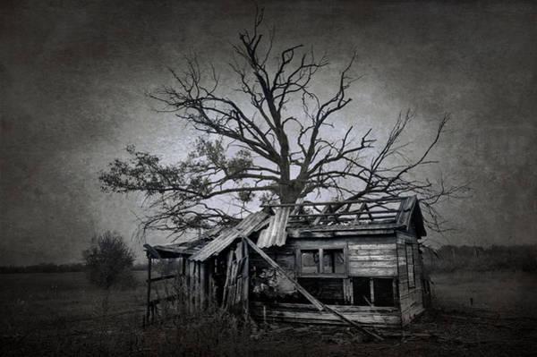 Desolation Photograph - Dead Place by Svetlana Sewell