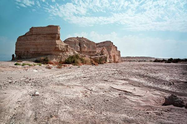 Eroded Wall Art - Photograph - Dead Sea by Photostock-israel/science Photo Library