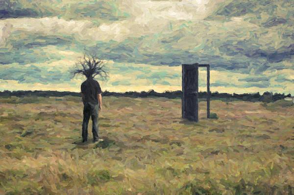 Wall Art - Painting - Dead Zone by Zapista Zapista