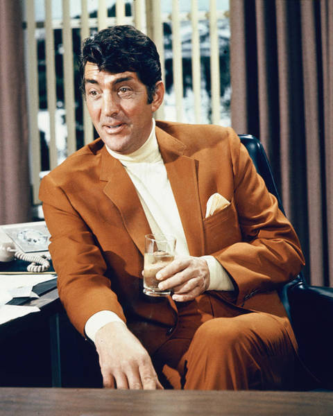 Wall Art - Photograph - Dean Martin In The Ambushers by Silver Screen