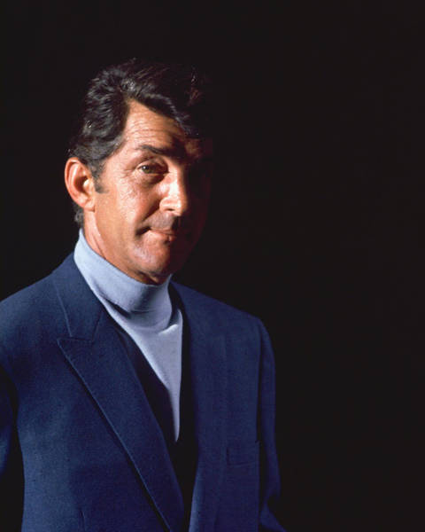 Wall Art - Photograph - Dean Martin In The Silencers by Silver Screen