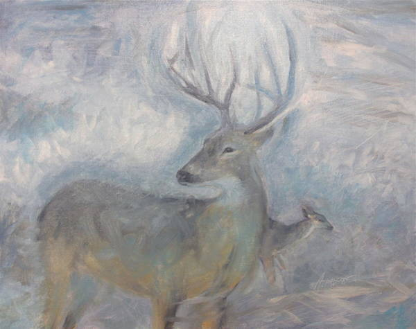 Painting - Dear Stanley by Sherri Anderson
