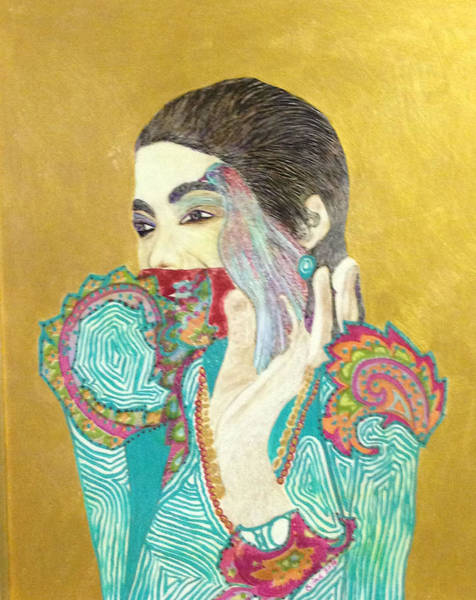 Dearest Farah Pahlavi Art Print
