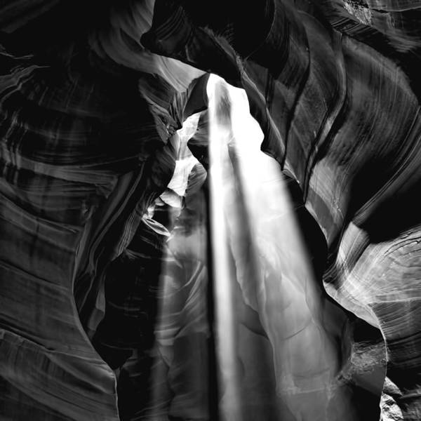 Photograph - Death By Liquorice Antelope Canyon by Evie Carrier
