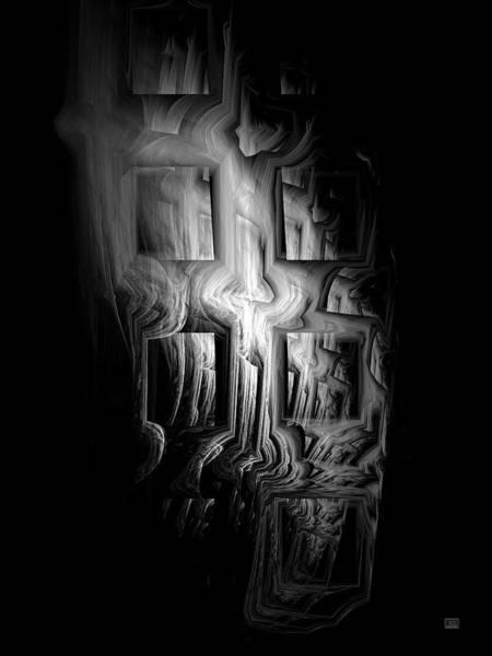Digital Art - Death Infinity by Menega Sabidussi