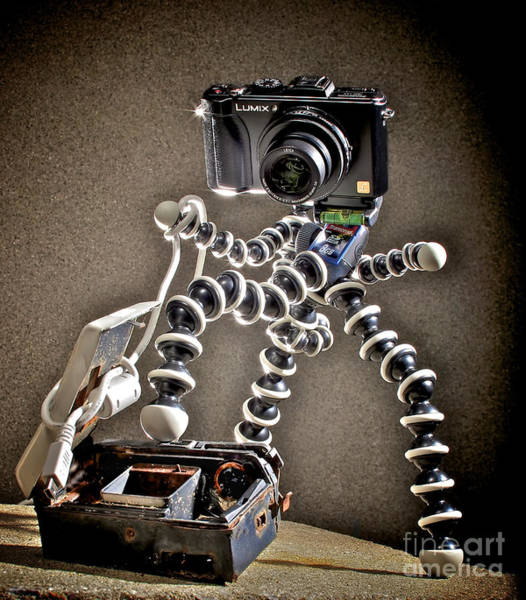 Photograph - Death Of Film by Mark Miller