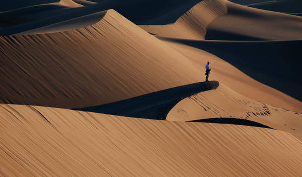 Wall Art - Photograph - Death Valley by Libby Zhang