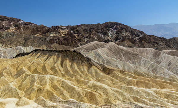 Physical Features Wall Art - Photograph - Death Valley Nationalpark - Zabriskie by Philipp Arnold