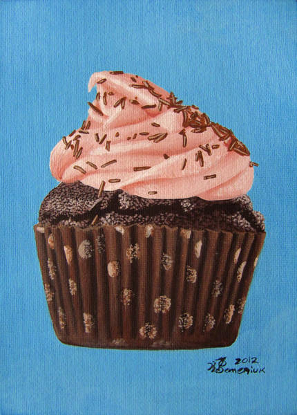 Icing Painting - Decadence by Kayleigh Semeniuk