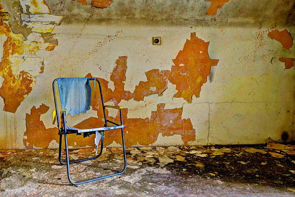 Photograph - Decay by Ivan Slosar