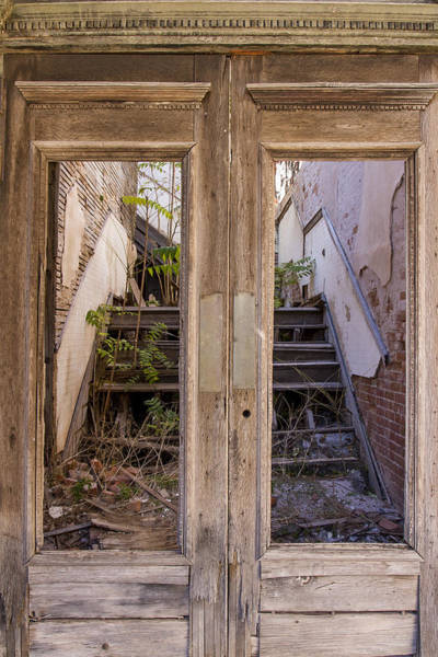 Photograph - Decaying History by Jim Moss