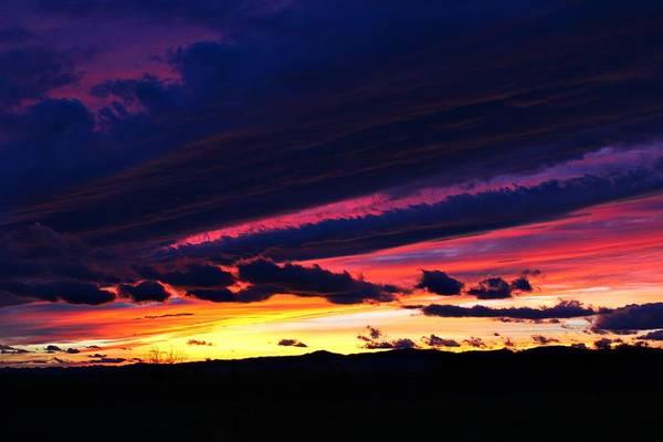 Photograph - December Sunset by Candice Trimble