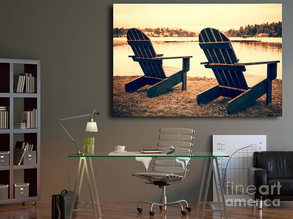 Photograph - Decorating With Fine Art Photography by Edward Fielding