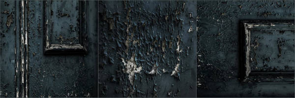 Door Photograph - Decrepit by Gilbert Claes