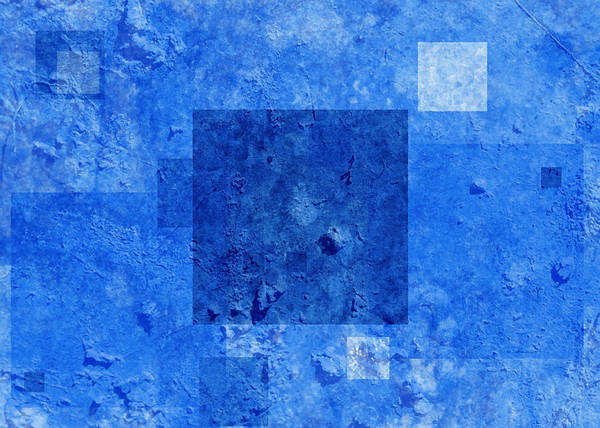 Photograph - Deep Blue Thoughts by Richard Reeve