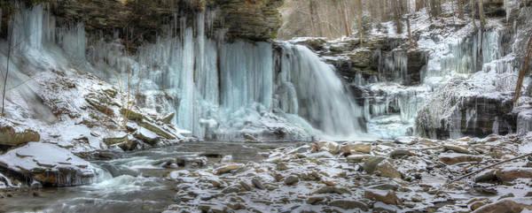 Sullivan County Photograph - Deep Freeze by Lori Deiter