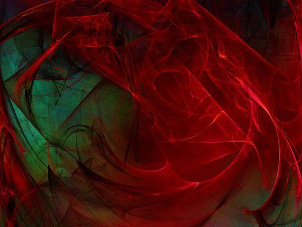 Digital Art - Deep Jewel by Jeff Iverson