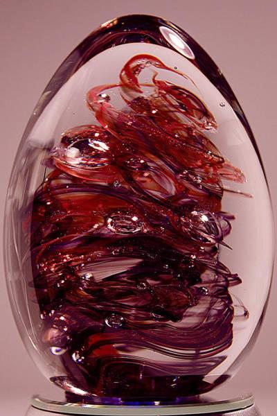 Sculpture - Deep Reds II  Pre1 by David Patterson