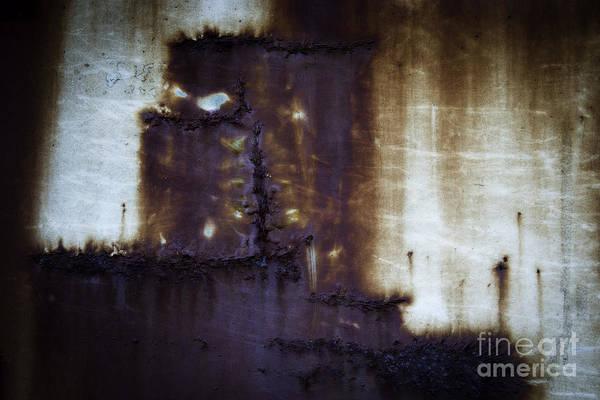 Photograph - Deep Rust by David Waldrop