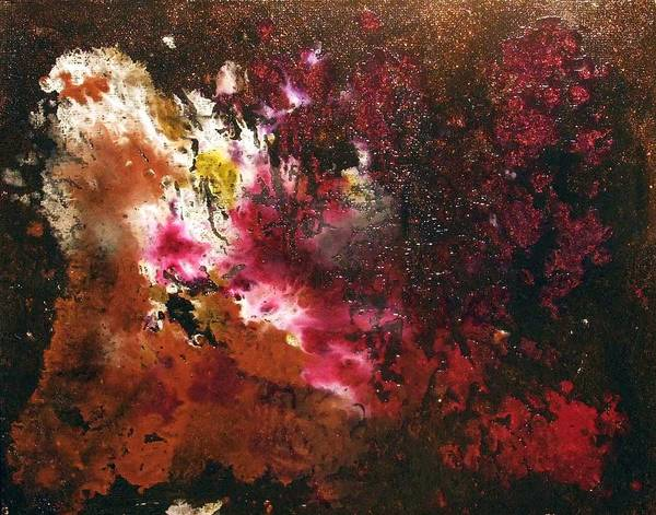 Deep Space Mixed Media - Deep Space by Nicole Henne