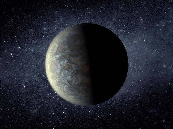 Photograph - Deep Space Planet Kepler-20f by Movie Poster Prints