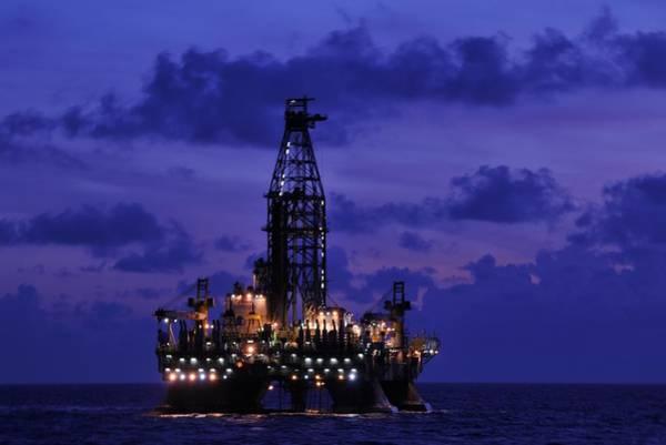 Photograph - Deepwater Horizon Revisited by Bradford Martin