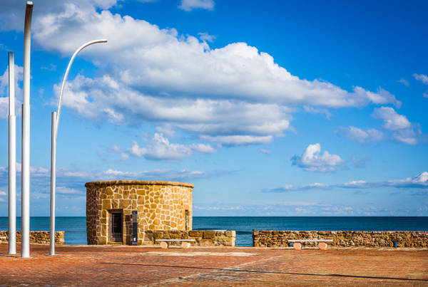 Photograph - Defence Tower by Gary Gillette