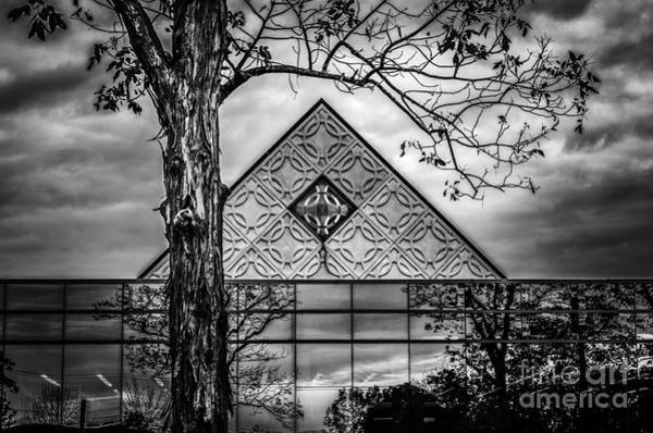 Photograph - Defiance College Library 2 by Michael Arend