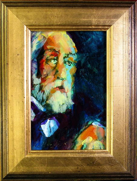 Painting - Degas by Les Leffingwell
