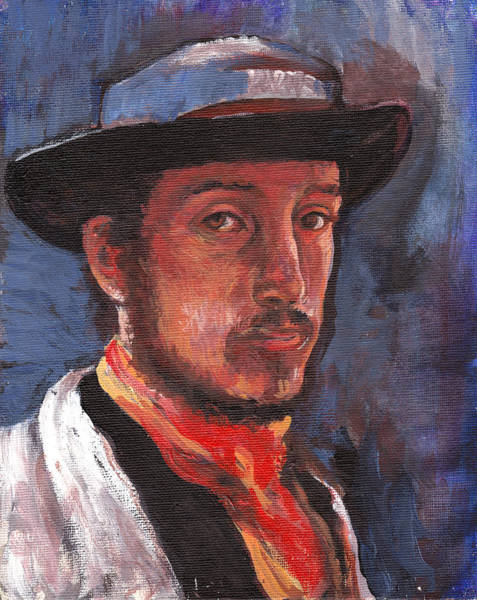 Painting - Degas by Tom Roderick