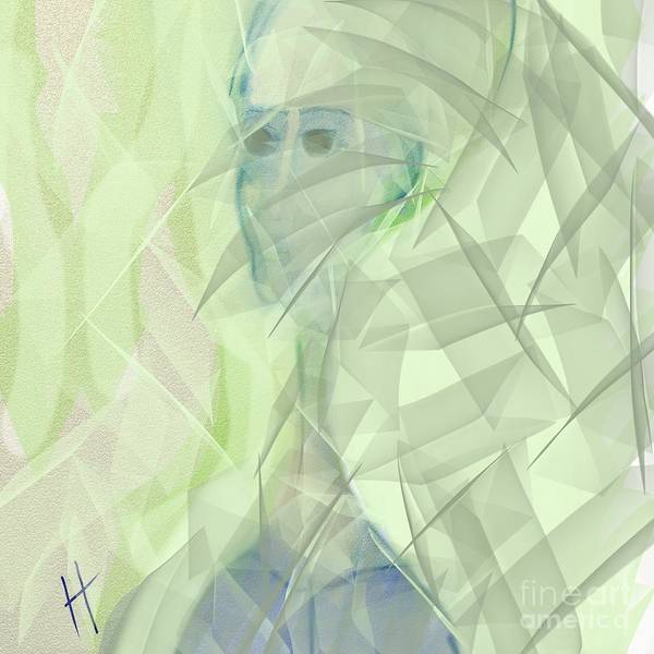 Ghoul Digital Art - Dejavu by Hayrettin Karaerkek