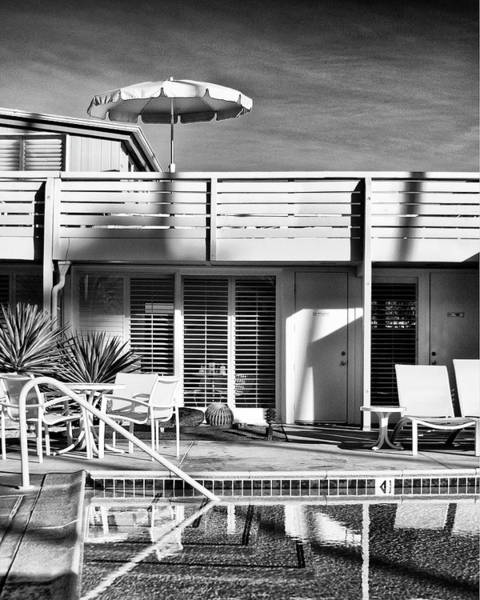 Wall Art - Photograph - Del Marcos Palm Springs by William Dey