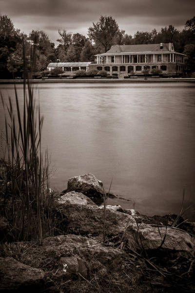 Wny Wall Art - Photograph - Delaware Park Marcy Casino by Chris Bordeleau