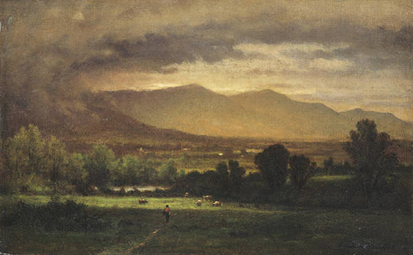 Painting - Delaware Valley by Celestial Images