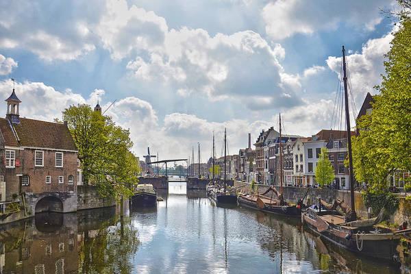 Delfshaven Rotterdam Art Print