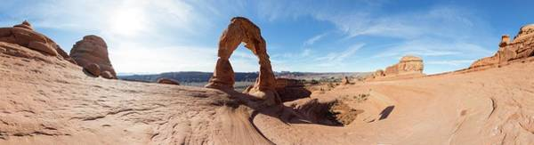 Delicate Arch Wall Art - Photograph - Delicate Arch by Dr Juerg Alean/science Photo Library