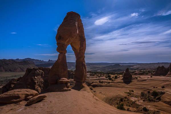 Photograph - Delicate Arch Image 3 by Jonathan Davison