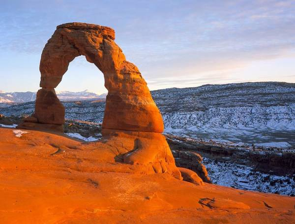 Delicate Arch Digital Art - Delicate Arch by National Park Service