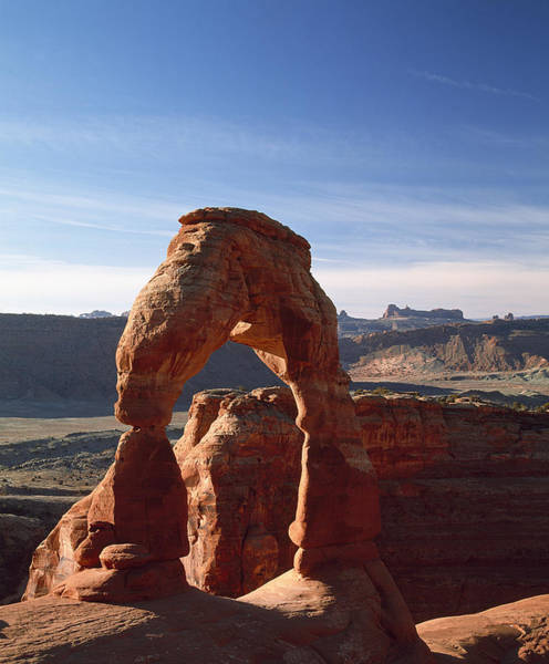 Delicate Arch Digital Art - Delicate Arch Utah by Steve Cohen Art Photography
