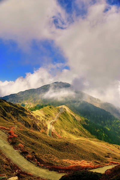 Taiwan Photograph - Delicate Clouds by Taiwan Nans0410