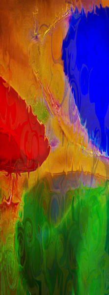 Painting - Delicious Colors by Omaste Witkowski