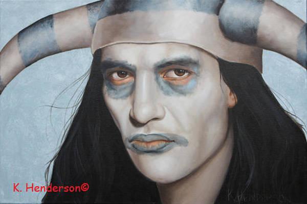 Wall Art - Painting - Delight Maker By K Henderson by K Henderson