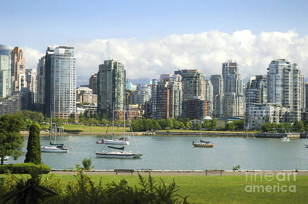 Photograph - Delightful Vancouver by Brenda Kean