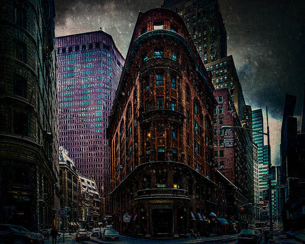 Photograph - Delmonico's by Chris Lord