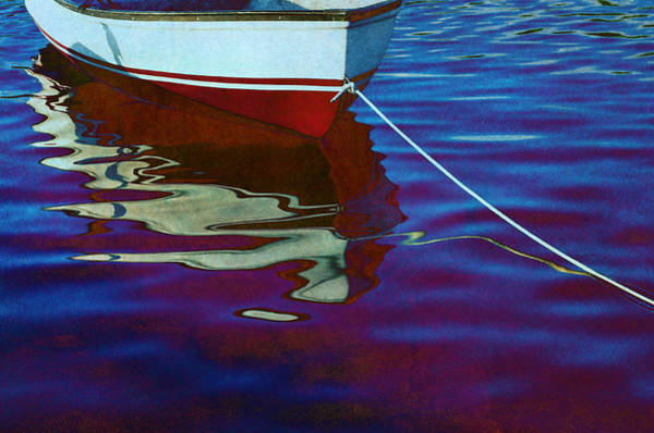 Dinghies Photograph - Delphin by Laura Fasulo