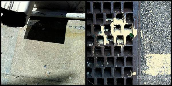 Photograph - Delray Diptych by Marlene Burns