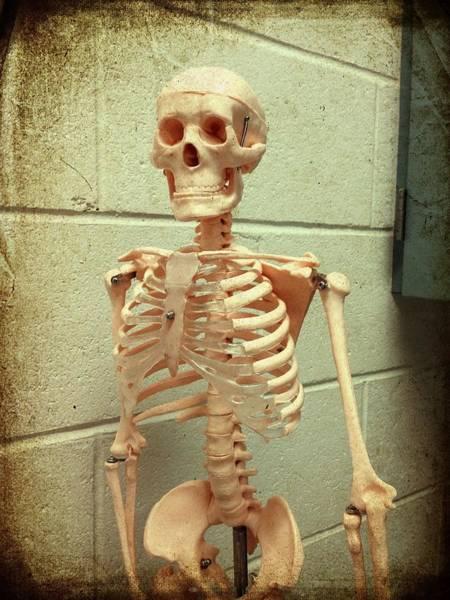 Photograph - Dem Bones by Richard Reeve