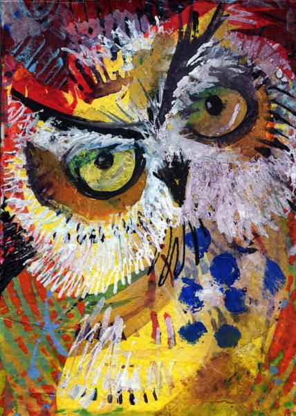 Painting - Demo Man by Laurel Bahe